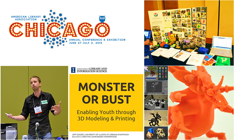 Monster or Bust: Enabling Youth through 3D Modeling & Printing